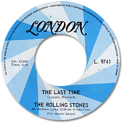 The Rolling Stones : The Last Time - Canada 1969