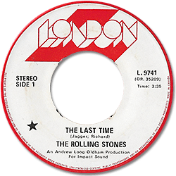 The Rolling Stones : The Last Time - Canada 1976
