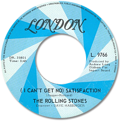 The Rolling Stones : Satisfaction - Canada 1969