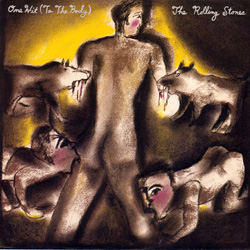 The Rolling Stones : One Hit (To The Body) - Canada 1986