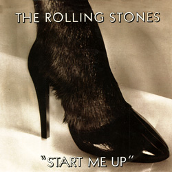 The Rolling Stones : Start Me Up - Canada 1981