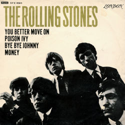 The Rolling Stones : The Rolling Stones - Canada 1964