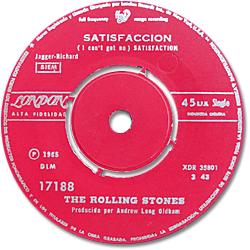 The Rolling Stones : Satisfaction - Chile 1965