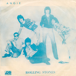 The Rolling Stones : Angie - Chile 1976