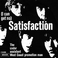 The Rolling Stones : Satisfaction - Denmark / UK 1965