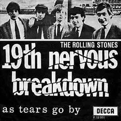 The Rolling Stones : 19th Nervous Breakdown - Denmark / UK 1966
