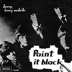 The Rolling Stones : Paint It, Black - Denmark / UK 1966