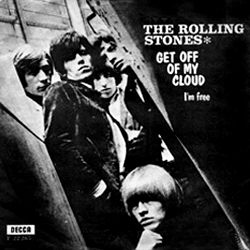 The Rolling Stones : Get Off Of My Cloud - Denmark / UK 1966