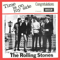 The Rolling Stones : Time Is On My Side - Denmark 1964