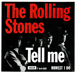 The Rolling Stones : Tell Me - Denmark 1964