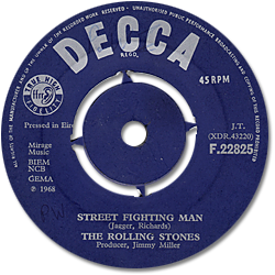 The Rolling Stones : Street Fighting Man - Ireland 1968