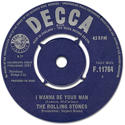 The Rolling Stones : I Wanna Be Your Man - Ireland 1963