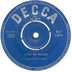 The Rolling Stones : Little Red Rooster - Finland 1964