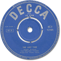 The Rolling Stones : The Last Time - Finland 1965