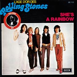The Rolling Stones : L'Âge d'Or des Rolling Stones - France 1973