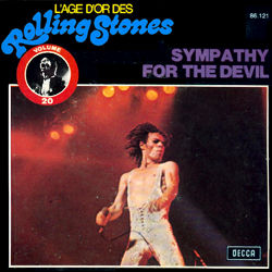 The Rolling Stones : Sympathy For The Devil - France 1973