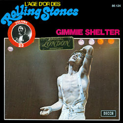 The Rolling Stones : Gimme Shelter - France 1973