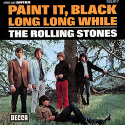 The Rolling Stones : Paint It, Black - France 1972