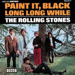 The Rolling Stones : Paint It, Black - France 1972
