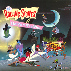 The Rolling Stones : Harlem Shuffle - Holland 1986