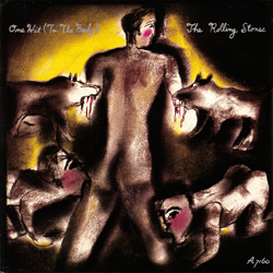 The Rolling Stones : One Hit (To The Body) - Holland 1986