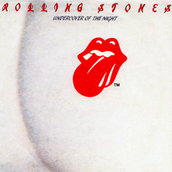 The Rolling Stones : Undercover (Of The Night) - UK 1983