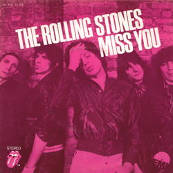 The Rolling Stones : Miss You - France 1978