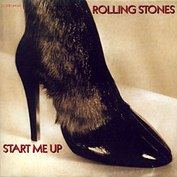 The Rolling Stones : Start Me Up - France 1981