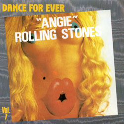 The Rolling Stones : Angie - France 1982