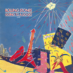 The Rolling Stones : Going To A Gogo (live) - France 1982