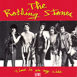 The Rolling Stones : Time Is On My Side (live) - France 1982