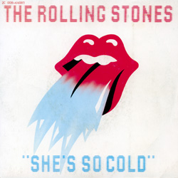The Rolling Stones : She's So Cold - France 1980