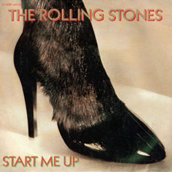The Rolling Stones : Start Me Up - France 1973