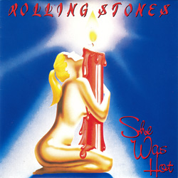 The Rolling Stones : She Was Hot - France 1984