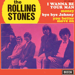 The Rolling Stones : I Wanna Be Your Man - France 1970