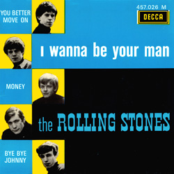 The Rolling Stones : I Wanna Be Your Man - France 1969