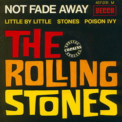 The Rolling Stones : Not Fade Away - France 1969