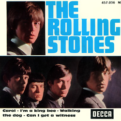 The Rolling Stones : Carol - France 1967