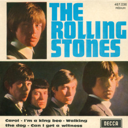 The Rolling Stones : Carol - France 1971