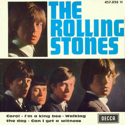 The Rolling Stones : Carol - France 1970