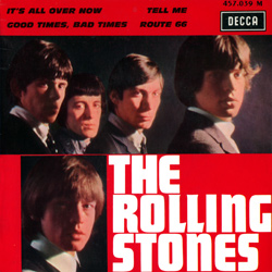 The Rolling Stones : It's All Over Now - France 1968