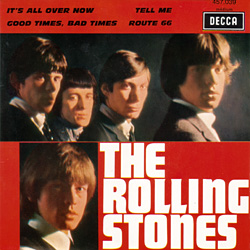 The Rolling Stones : It's All Over Now - France 1971