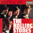 "The Rolling Stones : It's All Over Now, 7"" EP from France - 1964"