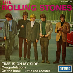 The Rolling Stones : Time Is On My Side - France 1970