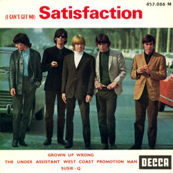 The Rolling Stones : Satisfaction - France / Belgium 1965