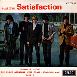 The Rolling Stones : Satisfaction - France 1967