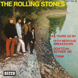 The Rolling Stones : 19th Nervous Breakdown - France 1969