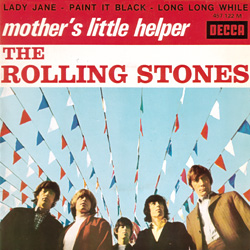 The Rolling Stones : Mother's Little Helper - France 1970
