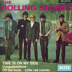 The Rolling Stones : Time Is On My Side - France 1972