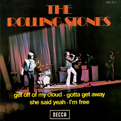 The Rolling Stones : Get Off Of My Cloud - France 1972